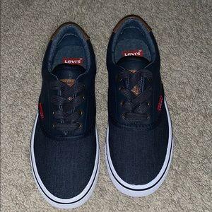 Levi's denim shoes